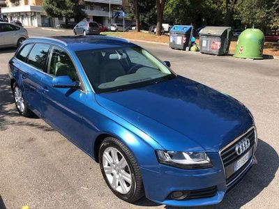 usata Audi A4 Avant 2.0 TDI 170CV F.AP. Ambiente