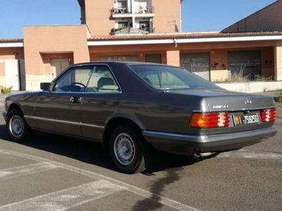 usata Mercedes 380 benzina