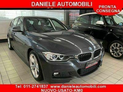 usata BMW 320 d Touring Msport 184cv