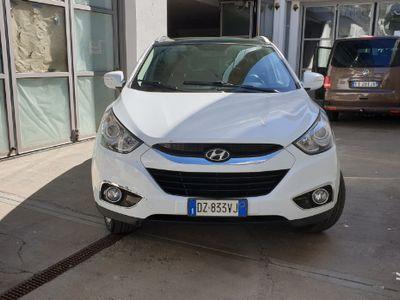usata Hyundai ix35 4x4 2.0 136 cv