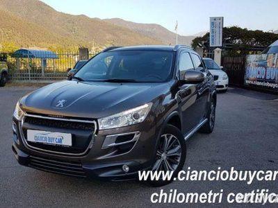 used Peugeot 4008 1.6 HDi 4x4 NON PERMANENTE CHILOME