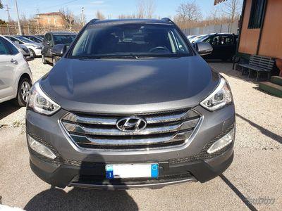 second-hand Hyundai Santa Fe 2.0 crdi 4wd-2014