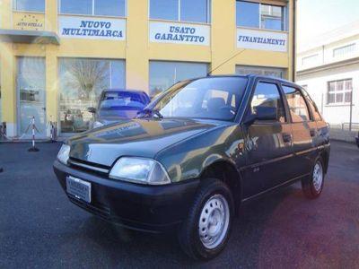 used Citroën AX 1.4 5 Porte 4X4 METANO