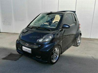 usata Smart ForTwo Cabrio 1000 75 kW BRABUS Xclusive