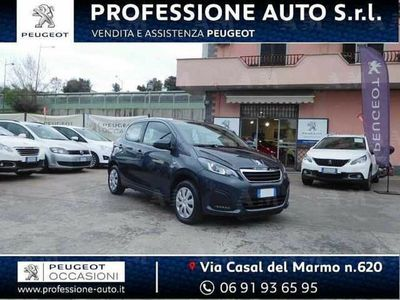 usado Peugeot 108 72 5 porte Active del 2018 usata a Roma