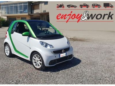 used Smart ForTwo Electric Drive 2a Serie - Elettrica - 2014