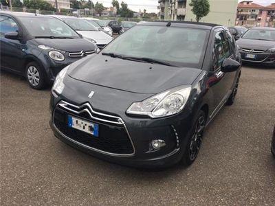 usata Citroën DS3 Cabriolet