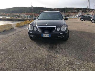 usata Mercedes E320 CDI cat S.W. 4Matic EVO Avantgarde