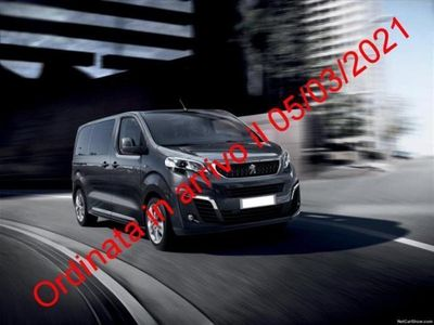 usata Peugeot Traveller BlueHDi 150 S&S Long Allure