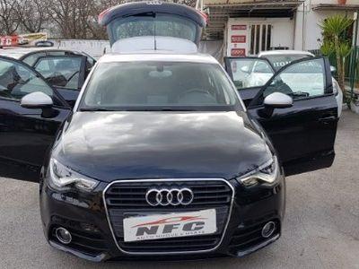 brugt Audi A1 Sportback 2013 1.2 tfsi benzina s line
