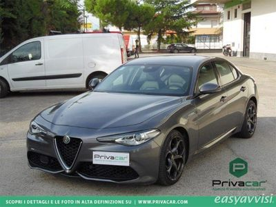 gebraucht Alfa Romeo Giulia 2.2 Turbodiesel 210 CV AT8 AWD Q4 Veloce