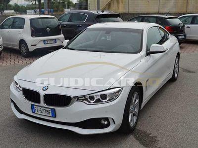 używany BMW 420 d Coupé