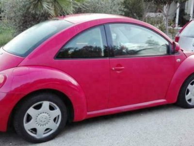 usata VW Beetle NEWTDI 90CV ELIOMOTORS MODICA