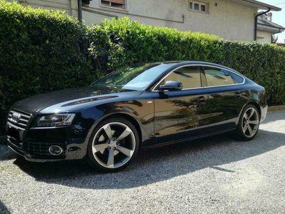 usata Audi A5 Sportback 2.0 TDI 177 CV Advanced del 2011 usata a Gorlago