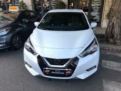 usata Nissan Micra micra 09lg-t 12v new5 porte acenta carplay