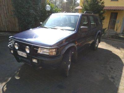 usado Opel Frontera turbodiesel 5 porte Station Wagon del 1998 usata a Tavigliano