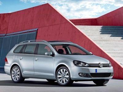 usata VW Golf Variant 1.6 TDI DPF Trendline