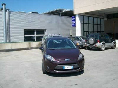 usata Ford Fiesta + 1.4 5 porte Bz.- GPL
