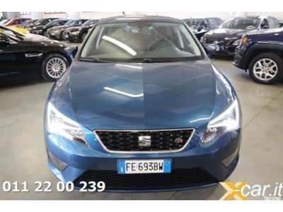 usata Seat Leon 2.0 TDI 150 CV 5p.S&s FR CarPlay