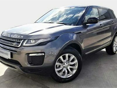 usata Land Rover Range Rover evoque 2.0 TD4 150 CV Convertibile SE Dynamic usato