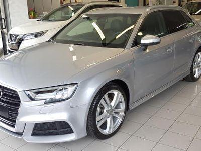 usata Audi A3 SPB 2.0 TDI S tronic 150 CV S/LINE