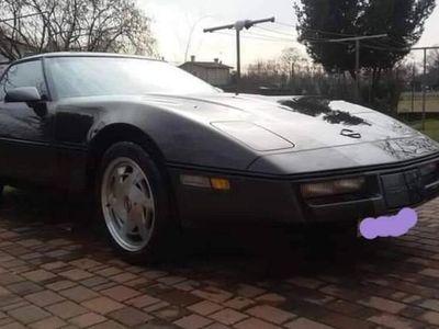 usata Corvette C4 d'epoca del 1991 a Treviso
