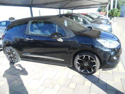 usata DS Automobiles DS3 Cabriolet 1.6 e-HDi 90 airdream So Chic