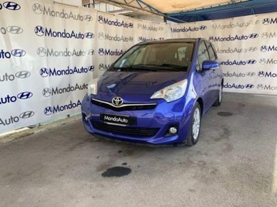 second-hand Toyota Verso-S 1.4D MT Active