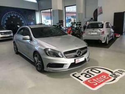 usata Mercedes A45 AMG 4matic automatic - solo 23000 km benzina