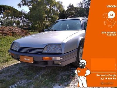 usata Citroën CX EVASION anno 1990 GPL