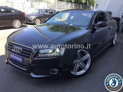 usata Audi A5 A52.0 tfsi S line edition 230cv multitronic