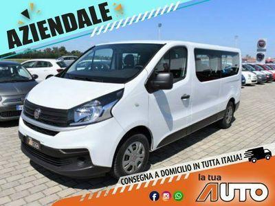 usata Fiat Talento 1.6 MJT 125CV COMBI LH1 12Q PL PASSO LUNGO