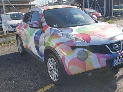 usata Nissan Juke 1.5 dCi Tekna