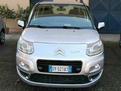 usata Citroën C3 Picasso C3 Picasso1.4 VTi 95 GPL Limited