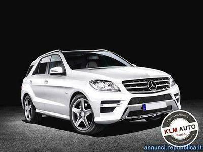 usata Mercedes ML250 BlueTEC 4Matic Sport SPETTACOLARE!!!!ITALIANA Roma