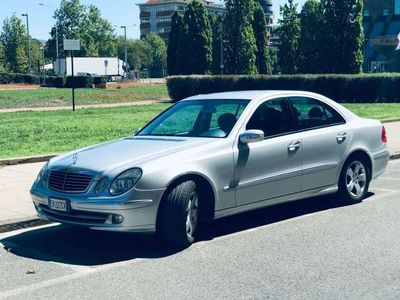 usata Mercedes E280 CDI V6 cat Avantgarde