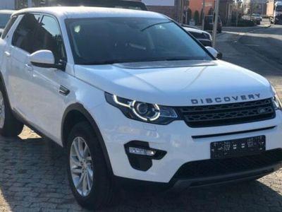 usata Land Rover Discovery Sport SE 150 CV XENON NAVI TELECAMERA CERCHI '18