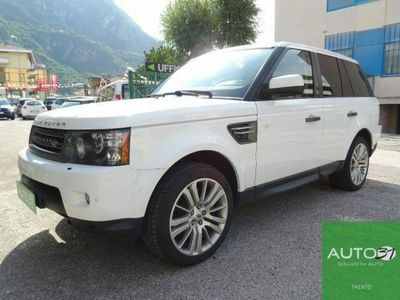 used Land Rover Range Rover Sport 3.0 SDV6 HSE 4X4
