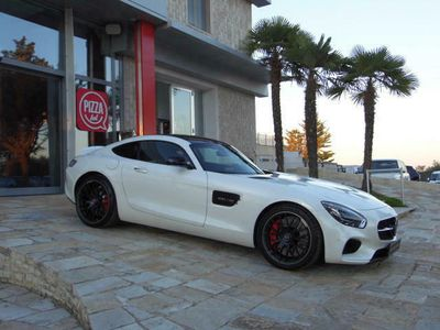 begagnad Mercedes AMG GT S PERFORMANCE DISTRONIC/TETTO/SCARICHI SPORTIVI
