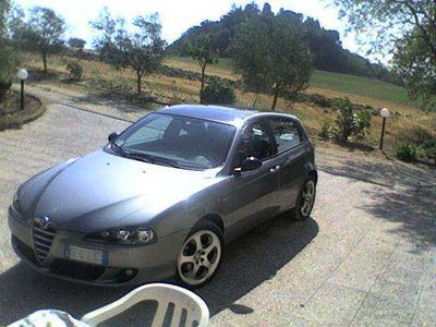 usata Alfa Romeo 147 1.9 JTD M-JET 16V 5 porte Black Line