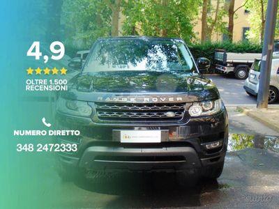 begagnad Land Rover Range Rover Sport 3.0 TDV6 HSE Dynami
