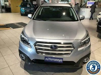 usata Subaru Outback 2.0d Style lineartronic my16