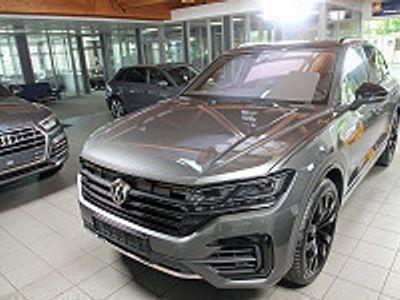 usata VW Touareg 3.0 Tdi V6 4-motion R-line Black, Iq.light, Luft, Innovisioncockpit