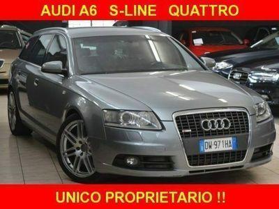 usata Audi A6 Avant 3.0 V6 TDI F.AP. quattro tipt. usato