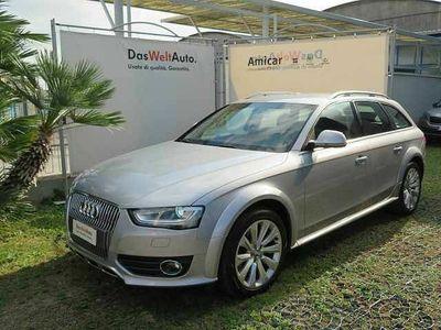 usata Audi A4 Allroad  3.0 V6 TDI 245 CV cl. d. S tronic Business NAVI PELLE XENO