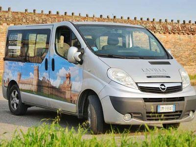 usata Opel Vivaro 27 2.5 CDTI PC-TN Tour Elegance E