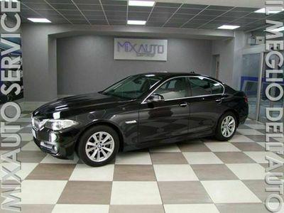 usata BMW 518 D Berlina Business AUT EU6