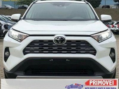 "usata Toyota RAV4 2.0 Aut. Club Edition 4WD 173 cv,navi,lega 19"",sen Castelnuovo Rangone"