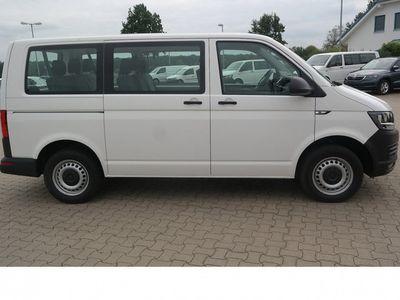 gebraucht VW T6 Kombi Kombi 2.0 Bmt Tdi 8 Sitze Klima Navi Radio