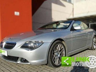 usata BMW 645 Cabriolet Serie 6 Ci